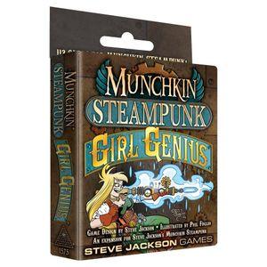 [Munchkin: Steampunk: Girl Genius (Product Image)]