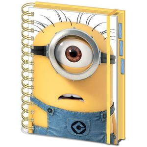 [Despicable Me: Project Book: Shocked Minion (Product Image)]