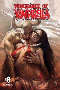 [Vengeance Of Vampirella #8 (Cover A Parillo) (Product Image)]
