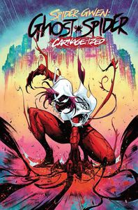 [Spider-Gwen: Ghost Spider #10 (Coello Carnage-Ized Variant) (Product Image)]