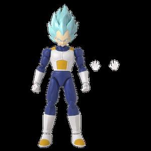 [Dragon Ball: Dragon Stars Action Figure: Super Saiyan Blue Vegeta (Version 2) (Product Image)]