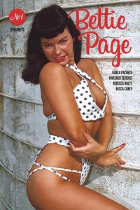 [Bettie Page #1 (Cover E Photo) (Product Image)]