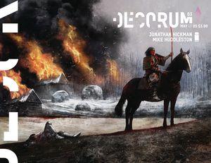 [Decorum #3 (Cover A Huddleston) (Product Image)]
