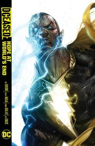 [DCeased: Hope At World's End (Hardcover) (Product Image)]