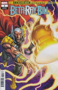 [Annihilation Scourge: Beta Ray Bill #1 (Zircher Variant) (Product Image)]