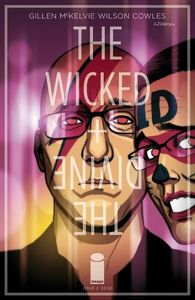 [The Wicked + The Divine #2 (Cover B Zdarsky) (Product Image)]
