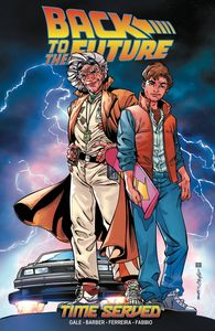 [Back To The Future: Volume 5: Time Served (Product Image)]