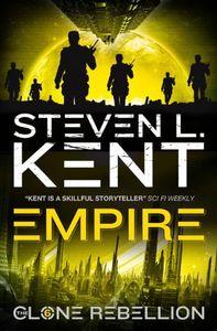 [Clone Rebellion: Book 6: Clone Empire (Product Image)]