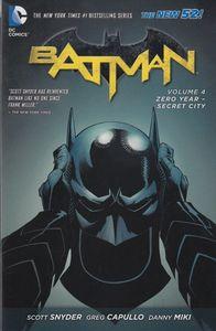 [Batman: Volume 4: Zero Year Secret City (Hardcover) (N52) (Product Image)]
