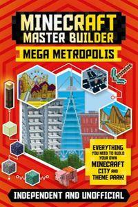 [Minecraft Master Builder: Mega Metroplis (Product Image)]