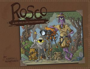 [Rosco Alien Photographer (Hardcover) (Product Image)]