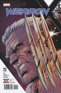 [Weapon X #2 (2nd Printing) (Product Image)]