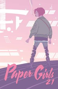 [Paper Girls #21 (Product Image)]