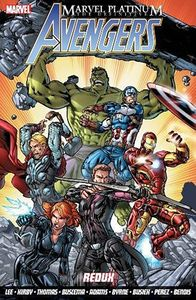 [Marvel Platinum: The Definitive Avengers: Redux (Product Image)]
