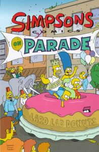 [Simpsons: On Parade (Product Image)]