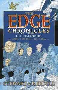 [The Edge Chronicles 13: The Descenders: Third Book Of Cade (Hardcover) (Product Image)]