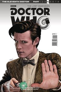 [Doctor Who: 11th Doctor: Year Three #10 (Cover A Klebs Jr) (The Lost Dimension) (Product Image)]