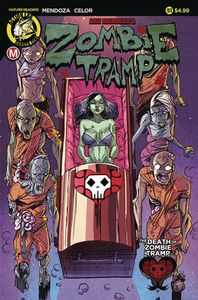[Zombie Tramp Ongoing #51 (Cover A Celor) (Product Image)]