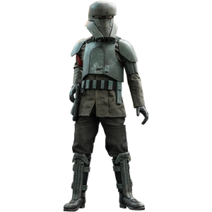 [Star Wars: The Mandalorian: Hot Toys Action Figure: Imperial Transport Trooper (Product Image)]