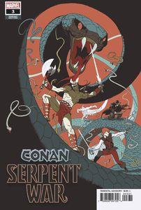 [Conan: Serpent War #3 (Martin Variant) (Product Image)]