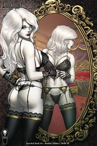 [Lady Death: Scorched Earth #1 (Boudoir Edition) (Product Image)]