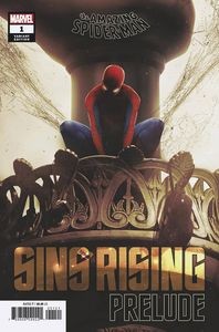 [Amazing Spider-Man: Sins Rising: Prelude #1 (Boss Logic Variant) (Product Image)]