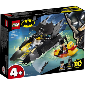 [LEGO: DC Batman: Batboat The Penguin Pursuit! (Product Image)]