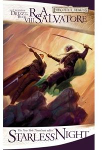[Forgotten Realms: The Legends Of Drizzt: Book 8: Starless Night (Product Image)]