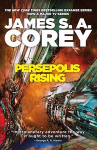 [The Expanse: Book 7: Persepolis Rising (Product Image)]