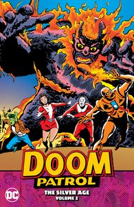 [Doom Patrol: The Silver Age: Volume 2 (Product Image)]
