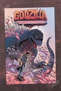 [Godzilla: The Half Century War (Hardcover) (Product Image)]