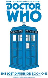 [Doctor Who: The Lost Dimension: Book 1 (Forbidden Planet Exclusive Mini Print Edition) (Product Image)]