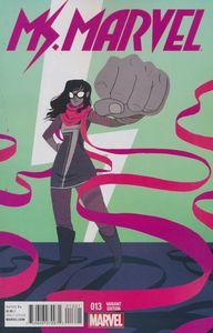 [Ms Marvel #13 (Women Of Marvel Variant) (Product Image)]