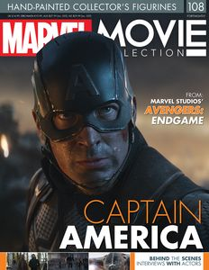 [Marvel Movie Collection #108: Captain America (Endgame) (Product Image)]