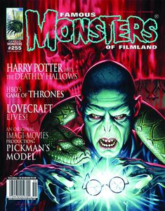 [Famous Monsters Of Filmland #255 (Product Image)]
