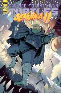 [Teenage Mutant Ninja Turtles: Jennika II #5 (Cover A Nishijima) (Product Image)]