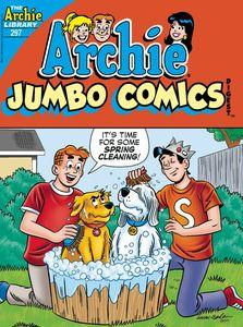 [Archie: Jumbo Comics Digest #297 (Product Image)]