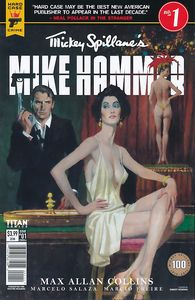 [Mike Hammer #1 (Cover A Mcginnis) (Product Image)]