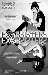 [Exorsisters: Volume 1 (Product Image)]