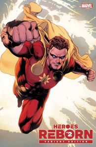[Heroes Reborn #2 (Magno Variant) (Product Image)]