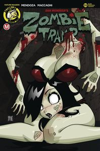 [Zombie Tramp: Ongoing #55 (Cover E Mendoza Risque A) (Product Image)]