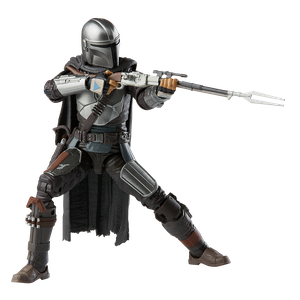 [Star Wars: Black Series: The Mandalorian: Beskar (Product Image)]