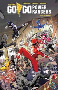 [Go Go Power Rangers: Volume 4 (Product Image)]