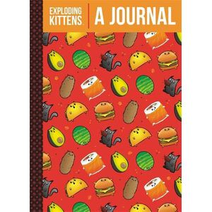 [Exploding Kittens: A Journal (Hardcover) (Product Image)]
