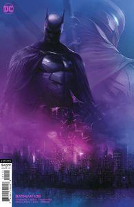 [Batman #105 (Francesco Mattina Card Stock Variant) (Product Image)]