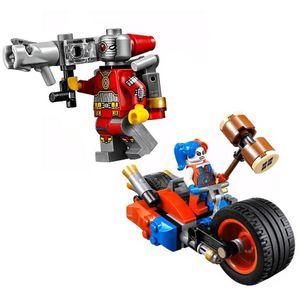 [DC: Lego Superheroes: Gotham City Cycle Chase (Product Image)]