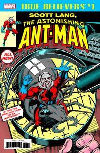 [True Believers: Scott Lang, Astonishing Ant-Man #1 (Product Image)]