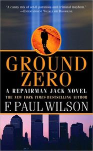 [Repairman Jack: Book 13: Ground Zero (Product Image)]