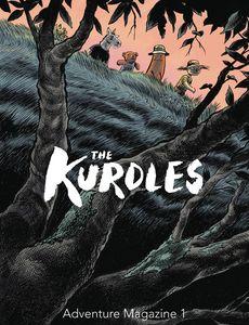 [The Kurdles: Adventure Magazine #1 (Product Image)]