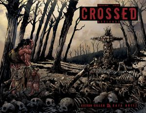 [Crossed: Badlands #80 (Wrap Cover) (Product Image)]